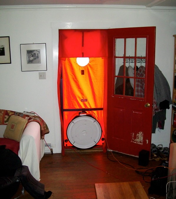 The Blower Door